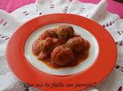 Coles Bruselas Salsa Tomate