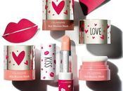 """colección cápsula romántica clarins """"kiss love"""""""