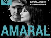 Amaral apuntan Arenal Sound 2017, está punto agotar entradas