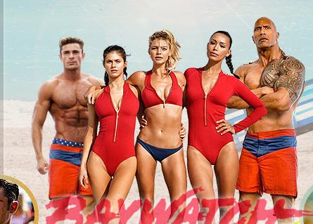 Sol, playa y The Rock: llega un nuevo trailer de #Baywatch #Cine (VIDEO)