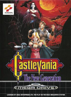 Shmuplations - entrevista original de 1994 a los creadores de Castlevania: Bloodlines