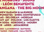 Tomavistas Festival 2017: Horrors, Moon, Morgan, Mourn, Bengala, Aries...