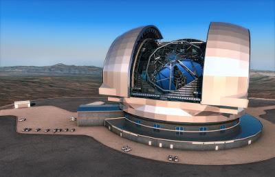 Los grandes observatorios que vienen: el E-ELT