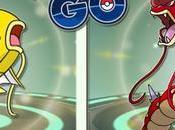 Pokémon Shiny Magikarp Gyarados