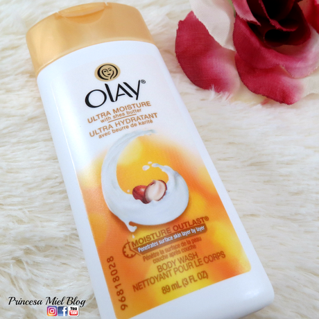 Ultra Moisture with Shea Butter Body Wash - Olay