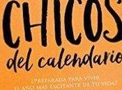 Reseña: chicos calendario mayo, junio, julio Candela Ríos