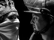Ausentes Proyecto Escénico: Destripar conflicto social allá escenario