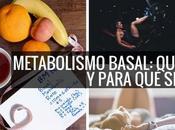 Metabolismo basal. Seguro escuchado leído mucha...