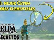 ¿Cómo conseguir Cetro Fulminante Zelda Breath Wild?