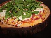 Pizza César masa casera