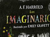 Reseña: imaginarios, A.F.Harrold