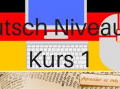 Curso online DEUTSCH NIVEAU A1-KURS