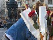Sant Jordi Barcelona: llenan calles libros…y color!