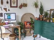 taller Frida Florentina: personalidad, belleza aires frescos verdes {Talleres Amigos