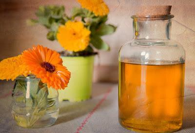 Cómo hacer aceite de calendula
