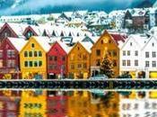 Conoce Noruega, país solo para aventureros