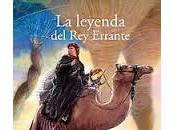 leyenda errante, Laura Gallego García