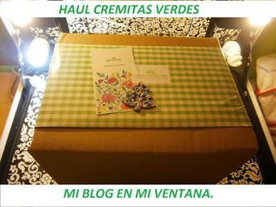 Haul Cremitas Verdes.