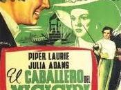 CABALLERO MISSISSIPPI, (Mississippi gambler, the) (USA, 1953) Melodrama, Aventuras, Western