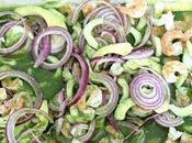 Camarones aguachile verde