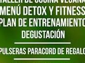 Curso Come Sano 2017 Menú detox vegano