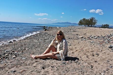 Bohoo Chic in Beach
