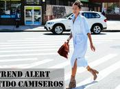 Trend Alert: Vestidos camiseros
