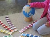 """""""Experiencia Montessori"""", impartido BULBUL HASAN, experimentada guía Montessori Asociación Internacional (AMI). abril."""