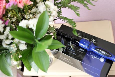 PEINADO: Ondas con tenacillas Sapphire