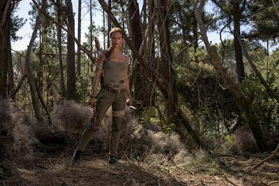 Imágenes oficiales de Alicia Vikander como Lara Croft en Tomb Raider