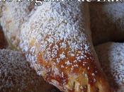 Empanadillas manzana, cabello angel pasas horno