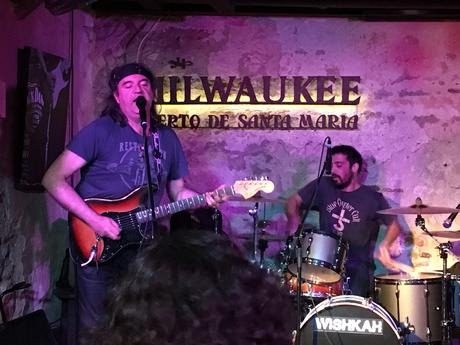 Cr nica concierto astrovud y wishkah sala milwaukee for Sala milwaukee