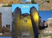 Castillos Señorío Feria: Villalba Barros, Zafra, Feria, Nogales, Salvaleón, Salvatierra Barros Arcos, Almendral (galería fotográfica)