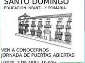 Jornada puertas abiertas Colegio Público Santo Domingo #MeGustaMiCole