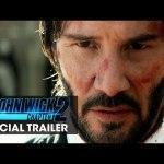 Arrancamos la mañana con el nuevo trailer de JOHN WICK: CAPÍTULO 2