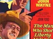 hombre mató liberty valance (1962), john ford. print leyend.