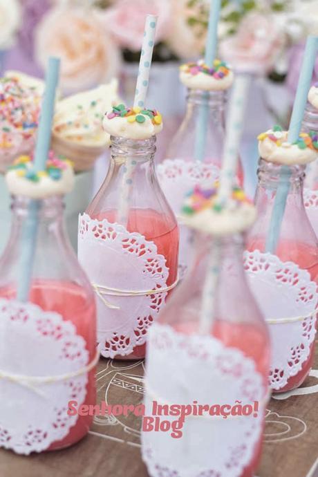 Ideas para decorar botellas de vidrio que vas a querer for Ideas para decorar botellas