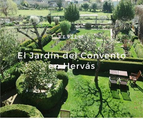 Review el jard n del convento en herv s paperblog for Jardin del convento