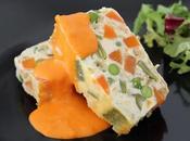 Pastel verduras, receta fácil ligera