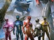 Power Rangers. Espectáculo entrañas.