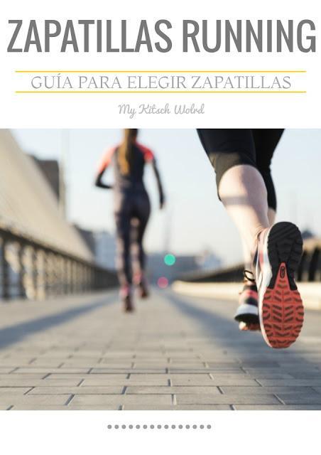 ELEGIR ZAPATILLAS PARA RUNNING