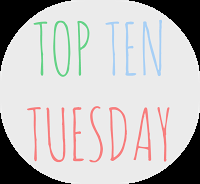 Top Ten Tuesday: libros que pensaba leer y al final no leí
