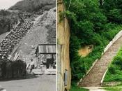 escalera muerte Mauthausen