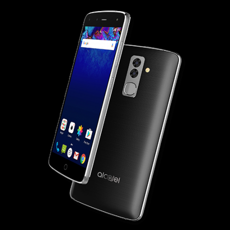 El nuevo teléfono Alcatel viene cargado de tecnología