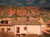 Ruta pueblos rojos Segovia. Villacorta