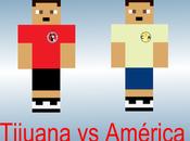 Previa Xolos América jornada futbol mexicano