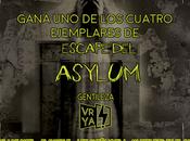 Sorteo Escape Asylum