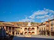 Ruta pueblos rojos Segovia. Ayllón