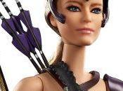 General Antiope Barbie doll, llega nueva amazona