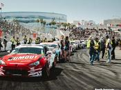 calles Long Beach. Arranca Formula Drift.